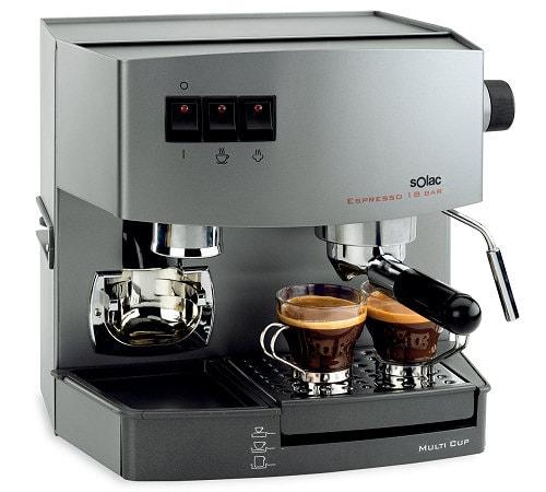 machine expresso solac espresso 18 bar. Black Bedroom Furniture Sets. Home Design Ideas