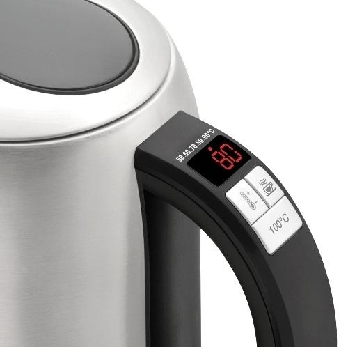 Riviera et bar bouilloire temp rature r glable qd656 1 5l - Bouilloire electrique temperature reglable ...