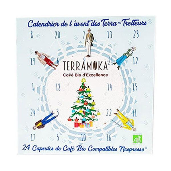 Terramoka 2019 organic coffee Advent Calendar - 24 ...