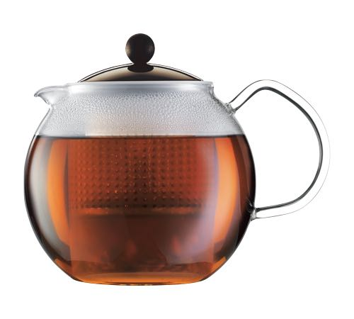 Th i re bodum assam color marron 1 litre - Theiere bodum assam 1 litre ...