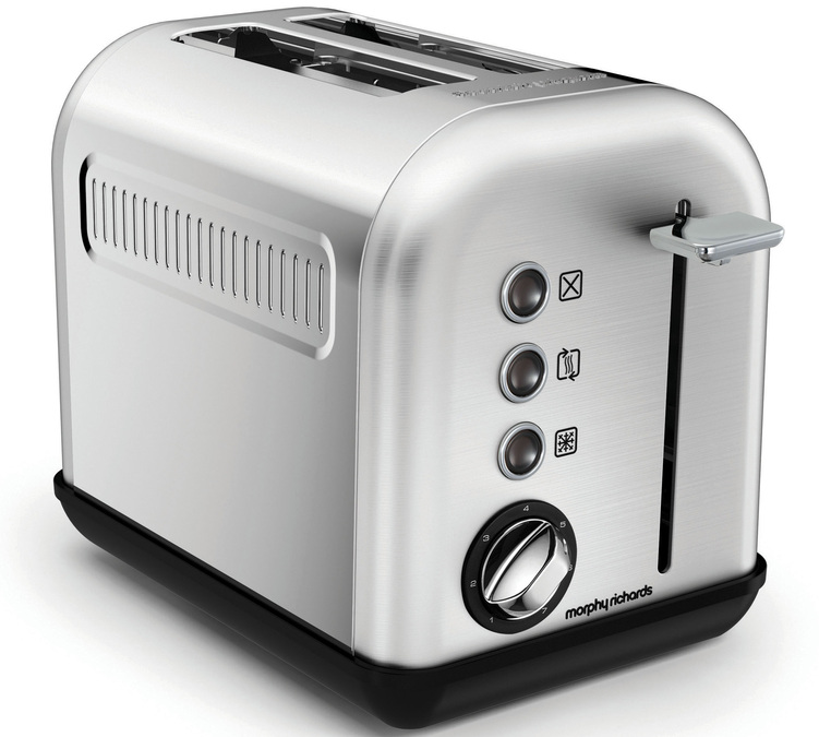 Toaster Morphy Richards Accents Refresh Inox M222010