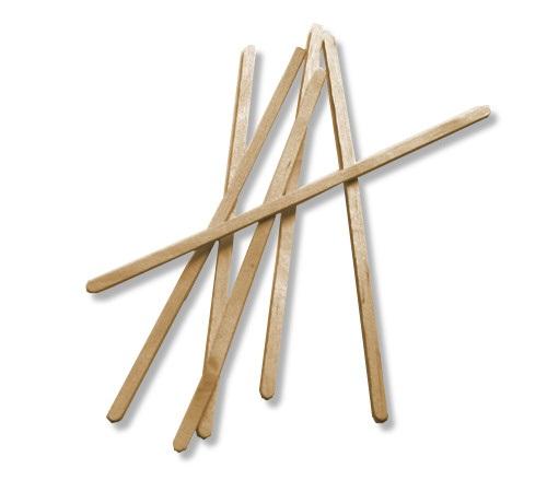 Batonnet mélangeur (touilleur) en bois x 1000 ~ Bareme De Cubage Bois