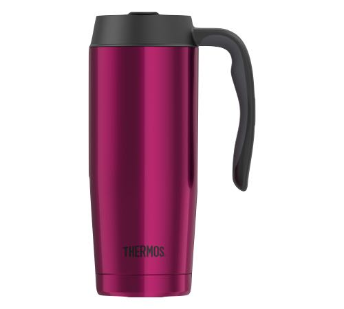 travel mug basics magenta 47cl thermos. Black Bedroom Furniture Sets. Home Design Ideas