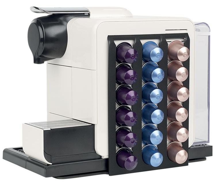 porte capsules u cap pour machine nespresso lattissima. Black Bedroom Furniture Sets. Home Design Ideas