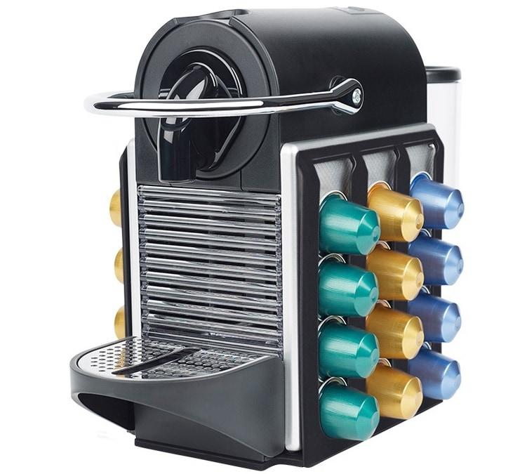 U-CAP capsule holder for Nespresso Pixie machine