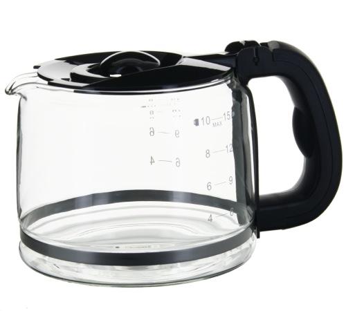 Verseuse en verre (CE955A) 10-15 tasses pour combiné ...