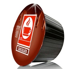Capsules Nescafe® Dolce Gusto® compatibles Chocolat x100