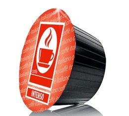 Capsules Necafe® Dolce Gusto® compatibles Intenso  x100
