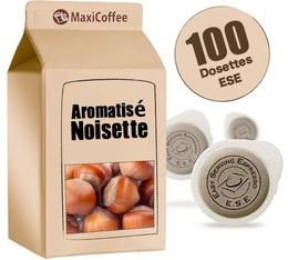 Dosette café aromatisé noisette x 100 dosettes ESE