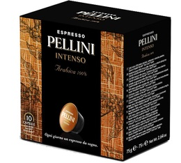 Pellini Dolce Gusto pods Intenso x 10 coffee pods