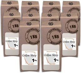 Café en grains Coffee Shop Blend - 10 Kg