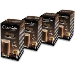 120 x Capsules Cioccolata pour machines Espresso Cap