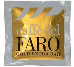 Dosettes ESE - Gold Extra Bar - x150 - Caffè del Faro