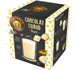 Columbus Café & Co Dolce Gusto pods White Hot Chocolate x 12 pods