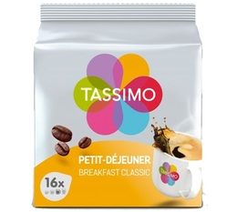 Tassimo Breakfast Coffee Classic pods - 16 T-Discs