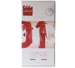 Dosettes ESE - Espresso Italiano - x18 - Caffè del Faro