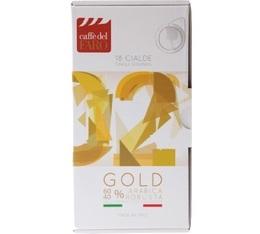 Dosettes ESE - Gold Extra Bar - x18 - Caffè del Faro