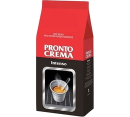 Café en grains Pronto Crema Intenso Lavazza - 1 Kg