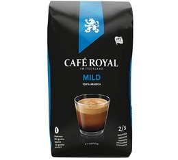 Café en grains Mild 100% Arabica - 1kg - Café Royal
