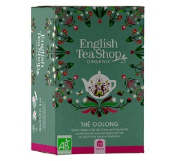 Thé Oolong Bio x20 sachets - English Tea Shop