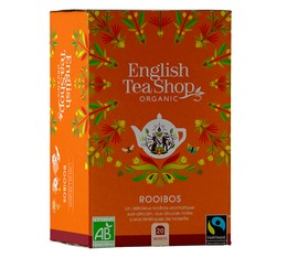 Rooibos Bio - 20 sachets - English Tea Shop