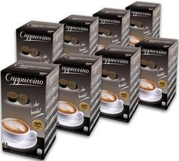 240 x Capsules Cappuccino pour machines Espresso Cap