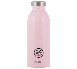 24Bottles Clima Bottle Candy Pink - 50cl