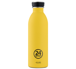 24Bottles Urban Bottle Taxi Yellow - 50cl