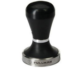 Tamper Pullman 58,55mm base Big Step manche Black Stealth