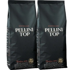 Café en grains Pellini Top 100 % Arabica 2kg