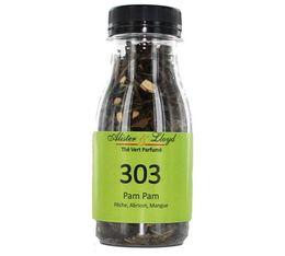 Thé vert sencha parfumé Alister & Lloyd 303 Pam Pam - 50g
