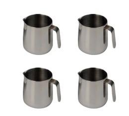 4 MINI pots à lait 1cl - ILSA