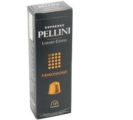 Pack 480 capsules Pellini Armonioso pour Nespresso