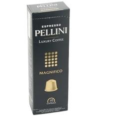 Pack 480 capsules Pellini Magnifico pour Nespresso