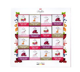Assortiment 48 Napolitains Gourmands