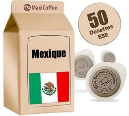 Dosette  Café Mexique x 50 dosettes ESE