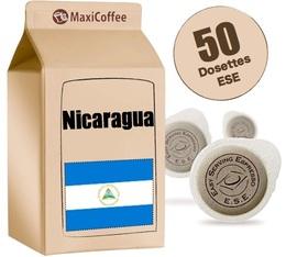 Dosette     café       Nicaragua x 50 dosettes ESE
