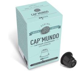Capsules Décaféiné Dabema x500 CapMundo pour Nespresso