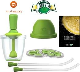Mortarjito (500244) : kit pour Mojito - Perrier et Aubecq