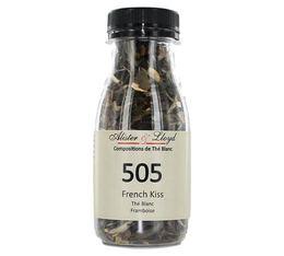 Thé blanc parfumé Alister & Lloyd 505 French kiss - 40g