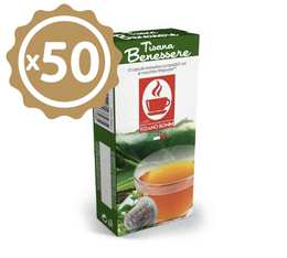 Caffè Bonini Well-Being Herbal Tea capsules for Nespresso x 50