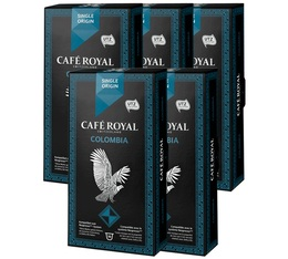 Pack Capsules Café Royal So Colombia 5 x 10 capsules pour Nespresso