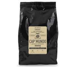 Capsules Ebène x50 CapMundo pour Nespresso