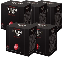 Pellini Top coffee capsules for Dolce Gusto - 5 x 10
