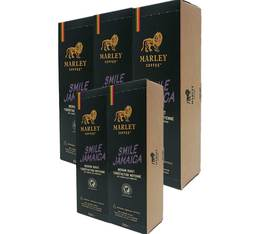Marley Coffee 'Smile Jamaica' Nespresso-compatible capsules x 50