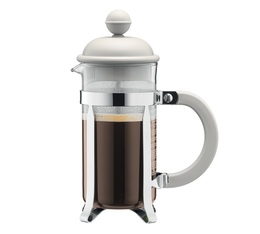Bodum Caffettiera French Press in creamy white - 350ml