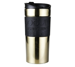 Travel Mug Bodum en inox - double paroi - 35 cl - Or