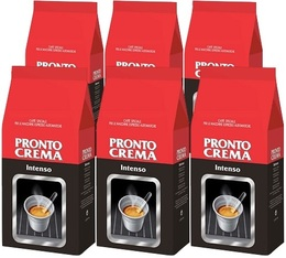 Café en grains Pronto Crema Intenso Lavazza - 6 Kg