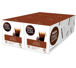 Pack capsules Nescafe Dolce Gusto Lungo Intenso x96