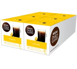 Pack capsules Nescafe Dolce Gusto Grande 6 x 16